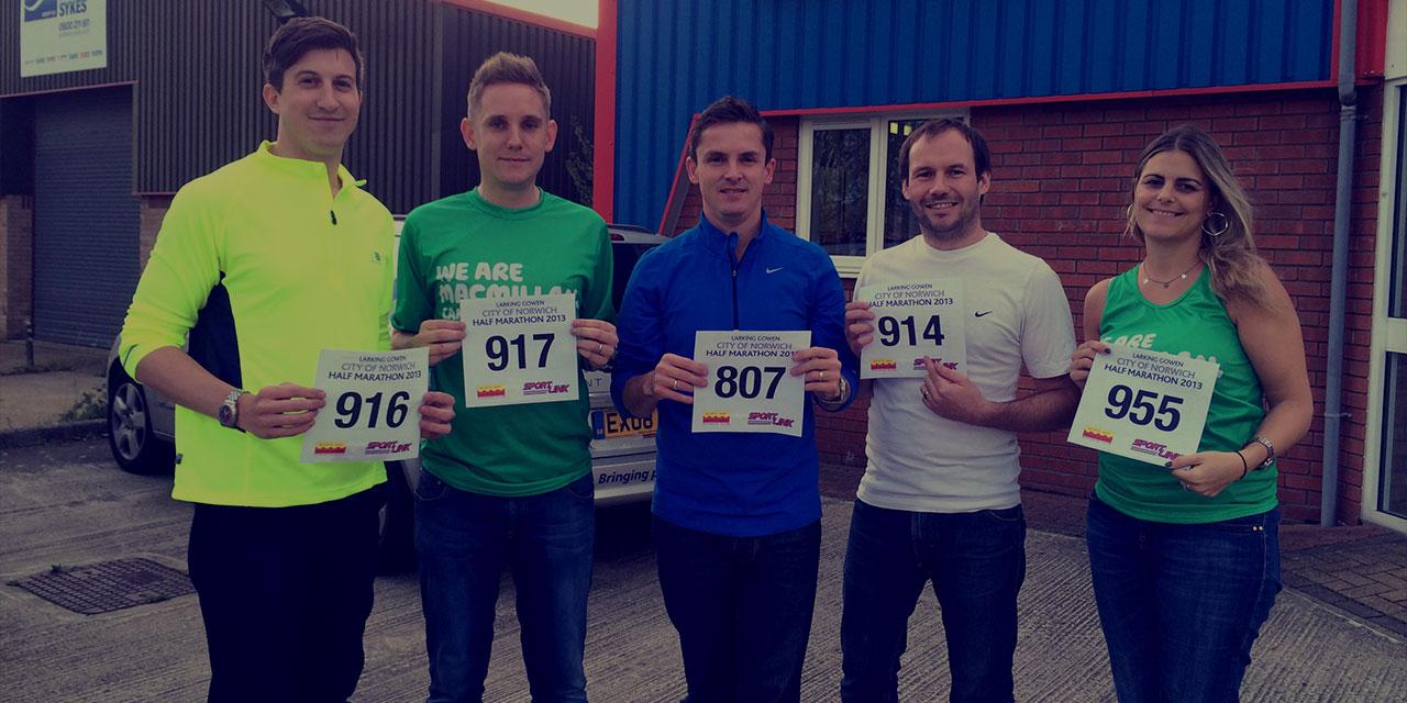 Norwich half marathon