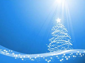 Printed Decorative Christmas Cards