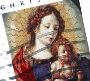 Printed Nativity Christmas Cards