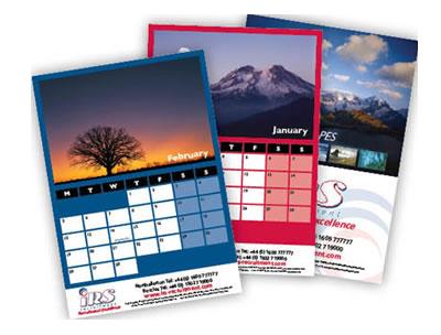 Prinited Wall Calendars